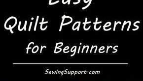 100+ Easy Quilt Patterns for Beginners (Free)