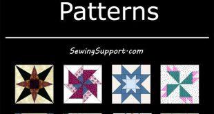 1000+ Free Quilt Block Patterns