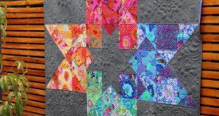 13. In - 2 - Stars Quilt Pattern (Download)