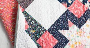 North Star PDF Quilt Pattern - Digital Download