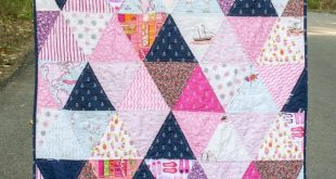 45 Easy Beginner Quilt Patterns & Free Tutorials