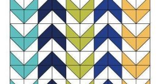 Arrow Quilt/pattern/sewing pattern/quilt pattern pdf/modern quilt pattern/easy quilt pattern/sewing patterns/quilting bundle/pdf pattern