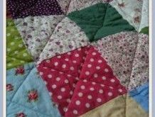 How to Make a Cotbed Quilt for Beginners, Step 5: Ordering Border and Backing Fa...