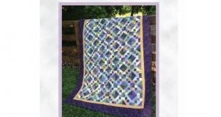 Mardi Gras Memories - Butterfly Threads Quilting - Pattern
