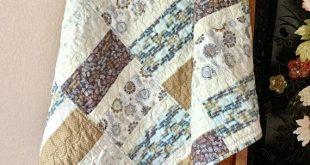Modern Boy's Quilt, Boy's Modern Quilt, Boy's Quilt, Quilt for Men, Unisex Quilt, Children's Quilt,