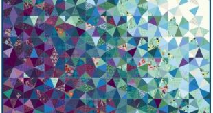 Quilt Inspiration: Free pattern day! Kaffe Fassett Quilting and Sewing