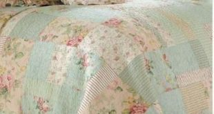 Shabby Chic Quilts And Bedspreads Shabby Chic Quilts King Size Cottage Cabin Sin...