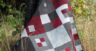The Michelle Flannel Quilt Kit