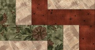 easy quilt block patterns for beginners - Google Search by hope54