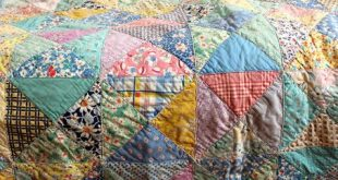 Details about Pinwheel Vintage Quilt Reversible feed sack Elephants Child Animals Flowers 1900