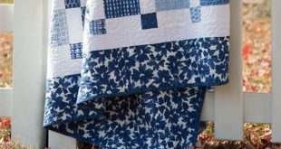 New Friday Tutorial: The Super Simple Squares Quilt (The Cutting Table Quilt Blog)