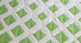Patchwork quilt patterns - 6 patterns, 6 techniques, 18 blocks.