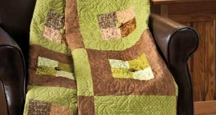 Quilting - Wall Quilts - Man Cave Throw