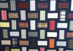 easy quilt patterns for men - Google Search