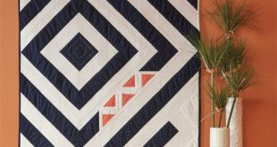 Five Smalls Crib Quilt Pattern Download