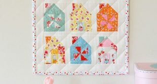 20+ Mini Quilt Patterns You Can Make in a Weekend