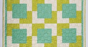 Easy Peasy 3 Yard Quilts book. 8 great quilt patterns for using 3 yards of fabric
