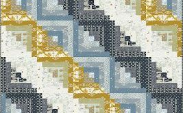 Free Pattern Day! Jelly Roll Quilts, part 2 of 2