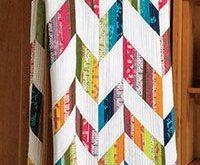 Haute Ziggity Quilt Pattern Download