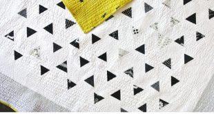 Minimal Triangles Quilt