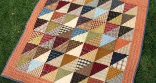 Plaid Quilt Block Patterns Plaid Flannel Quilt Patterns Diary Of A Quilter A Qui...