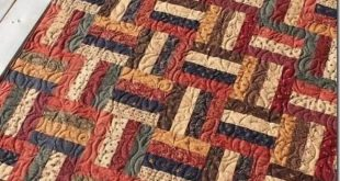 Railroad Quilt Pattern 17 best images about rail fence quilts on pinterest patte...