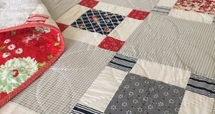 Simple quilting ideas... | Nicola Dodd | United Kingdom | CakeStand Quilts
