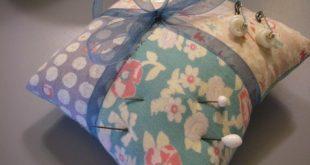 repurposed vintage quilt pinkeep by GGHRWA01 on Etsy, $5.99