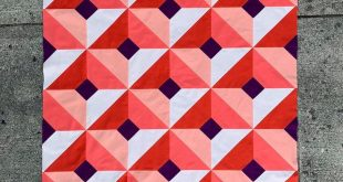 """52 Quilters on Instagram: """"The Pantone Quilt Challenge is one of the few that ..."""