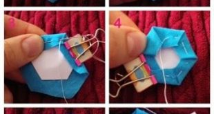An English Paper Piecing Project for Beginners by Make It Thrifty. Learn how to ...