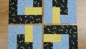 Free Pattern - Interlocking O's Quilt Block