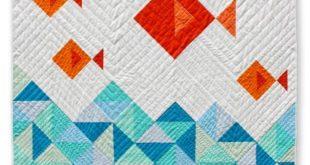 Little Fishies / Fish Quilt | Bluprint