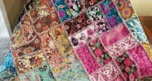 Sewing Blankets Ideas Rag Quilt 24+ Ideas