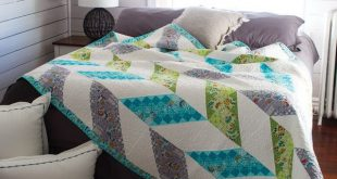 Shattered Chevrons Quilt Pattern Download