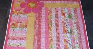 baby girl quilt ideas - Google Search