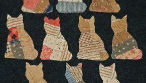 Antique-Quilt-Craft-Display-Ideas-