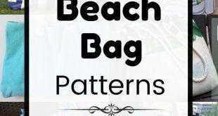 22 Free Beach Bag Patterns