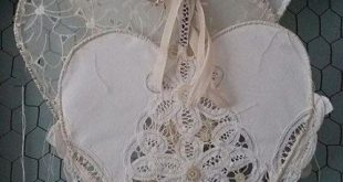 40+ Ideas Vintage Quilting Shabby Chic Lace