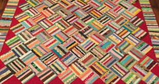 46 best STRING QUILTS images on Pinterest | Scrappy quilts ...