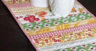 65 ideas quilting for beginners jelly rolls table runners for 2019