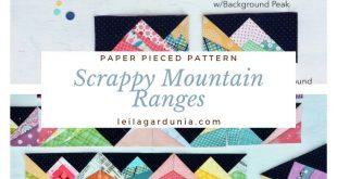 Complete Scrappy Mountain Range Bundle -PDF
