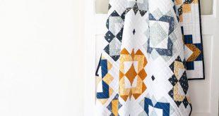 Framed Folk Quilt Pattern