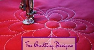 Machine Quilting For Beginners Pattern 70+ Ideas