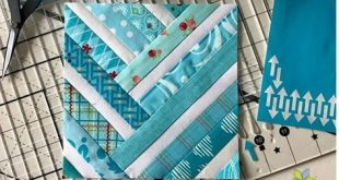My first #SplendidSampler block ~ Quilt Market created by @AlexVeronelli, color ...