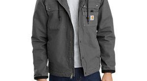 New! Carhartt Bartlett Jacket for Men