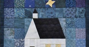 O Holy Night Quilt Pattern PDF by Jen Daly Quilts - Instant Download