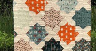 PDF Pattern - Floored Quilt - PDF Download