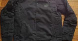 Quiksilver Mens Black Field Coat Waterproof Jacket Waterproofing:DryFlight® w...