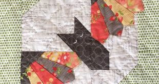 Spellbound... | Nicola Dodd | United Kingdom | CakeStand Quilts