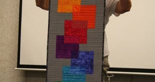 Terry's transparency challenge quilt